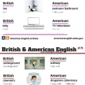 British vs American slang