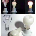 Candle Lightbulb