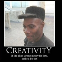 Creativity If life gives you no money for hats2