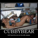 CubbyBear Hell Have The One On The Left2