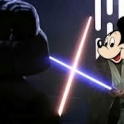 Darth Vader vs Mickey