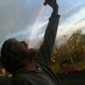 Dont Mind Me Just Drinking Rainbows