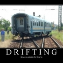 Drifting now available for trains2