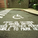 Every 48 Seconds a drunk driver...