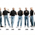 Evolution of Steve Jobs