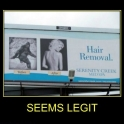 Hair Removal Seems Legit2