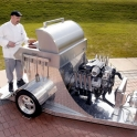 Hemi Powered BBQ