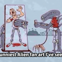 How Aliens would take photos