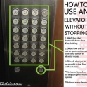 How to use an Elevator without stopping
