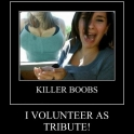 I volunteer as tribute2