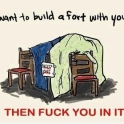 I want to build a fort with you2