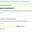 I want to sell dognuts