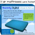 If air mattresses were honest
