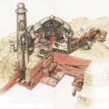 Jabba Palace Blueprints