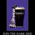 Join the dark side in Guinness2