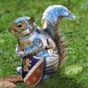 Just A Squirrel With Armour On