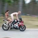 Just a naked dude on a bike2