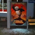 Kung Fu Panda Being A Dick