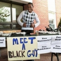 Meet a black guy