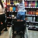 Miracle in Alcohol aisle