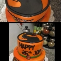 Mortal Kombat Birthday Kake