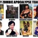 My Zombie Apocalypse Team2