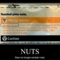 Nuts no longer contain nuts2