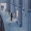 Ralph McQuarrie Inside the Death Star