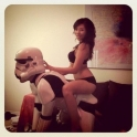 Ride me like Im a Bantha