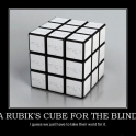 Rubiks Cube For The Blind2