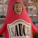 Saucy picture of David Tennant