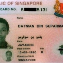 Seems like a legit id card