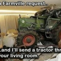 Send A Farmville Request....