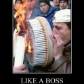 Smoking Like a Boss2