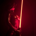 So heres my Lightsaber now lets see yours