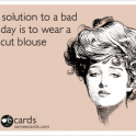 Solution to a bad hair day