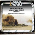Star Wars What if Smoudlering Moisture Farm Playset