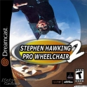 Stephen Hawking Pro Wheelchair 2