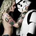 Stormtrooper getting sexy time
