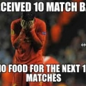 Suarez No Food