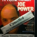 TV Psychic Medium cancelled due to unforeseen circumstances