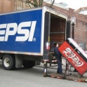 Thats how Pepsi sell more than Coke