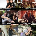 The Different Fords