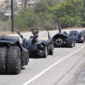 The Evolution of the Batmobile