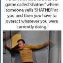 The Shatner game