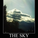 The Sky has a message for you