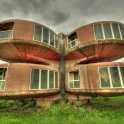 The Ufo House Sanjhih Taiwan