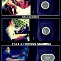 The different Gearboxs
