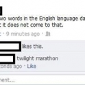 There are no two words in the English language darker...