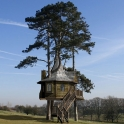 This is a tree house